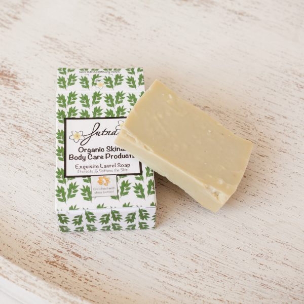 Exquisite Laurel Soap essential oils bio high quality top face soft silky