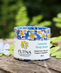 Lavender body butter organic natural