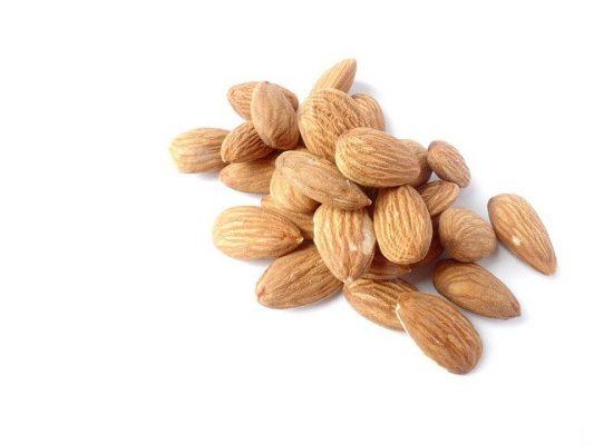 almond oil organic cream