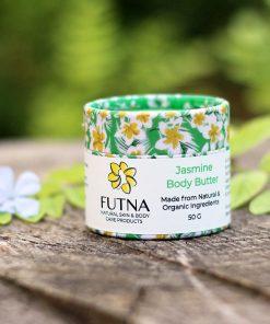 jasmine body butter organic natural cream