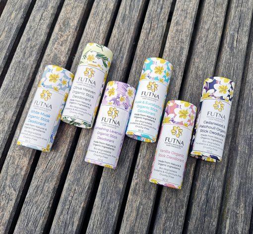 stick deodorants healthy natural bio fresh