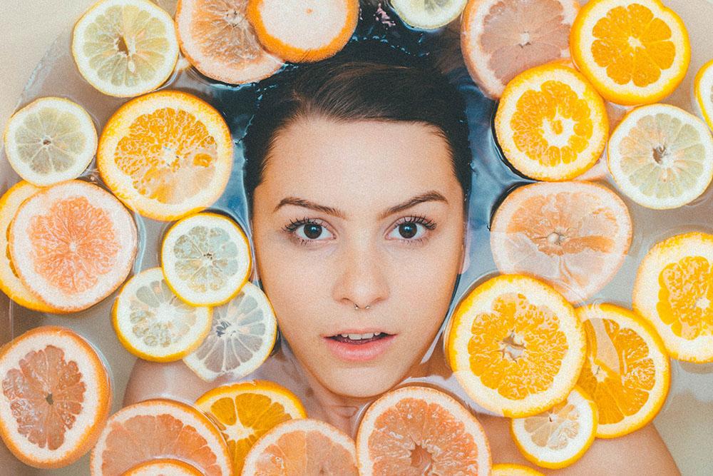 benefits using natural organic skin care