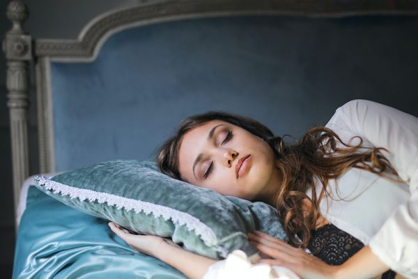get enough sleep to stay youthful and fresh